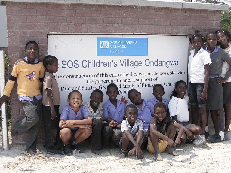 SOS Children's Villages at Odangwa